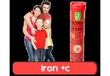 Iron +C